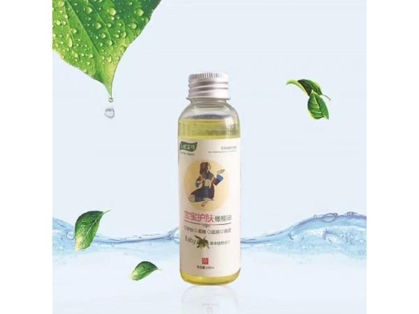 宝宝护肤橄榄油