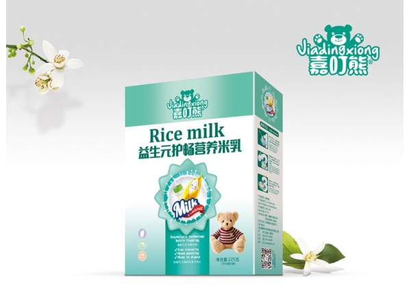 益生元护畅营养米乳