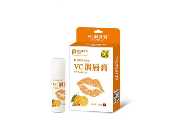 VC润唇膏