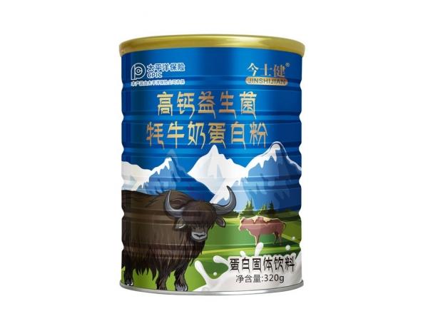 高钙益生菌牦牛奶蛋白粉